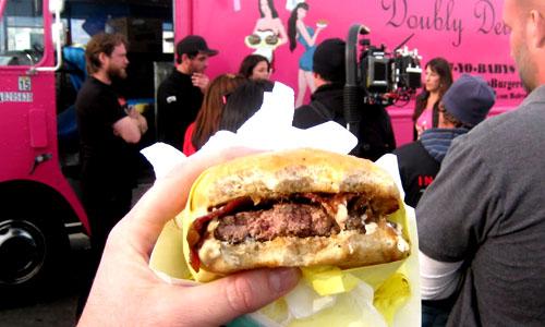 Baby's Badass Burgers - Food Wars