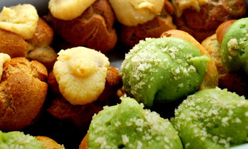Coco Puffs (Liliha Bakery)