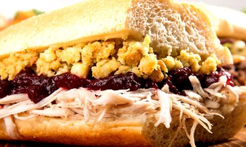 Capriotti's Bobbie Sandwich