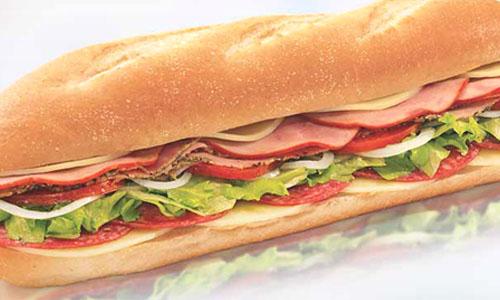 Grilled Italian Sandwich - Capriotti's