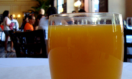 Bouchon - Orange Juice