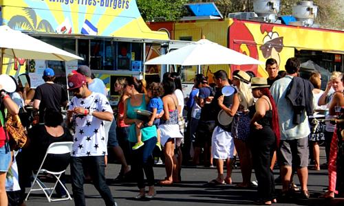 LA Street Food Fest Trucks