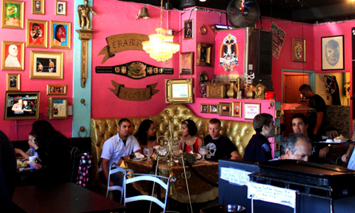 Libre Taco Shop San Diego