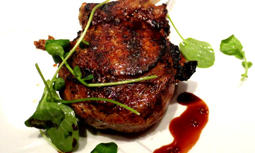 Marcho Farms Veal Chop