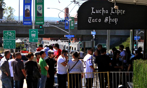 Taco Shop Mission Hills