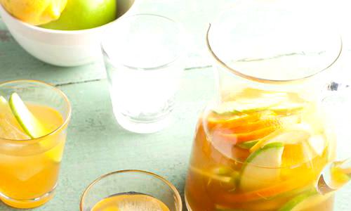 Passion Fruit Sangria Recipe